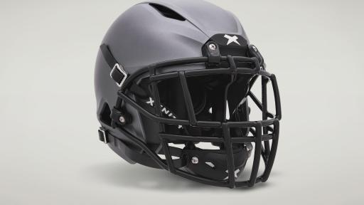 Product Image of the Xenith Shadow Helmet in grey.