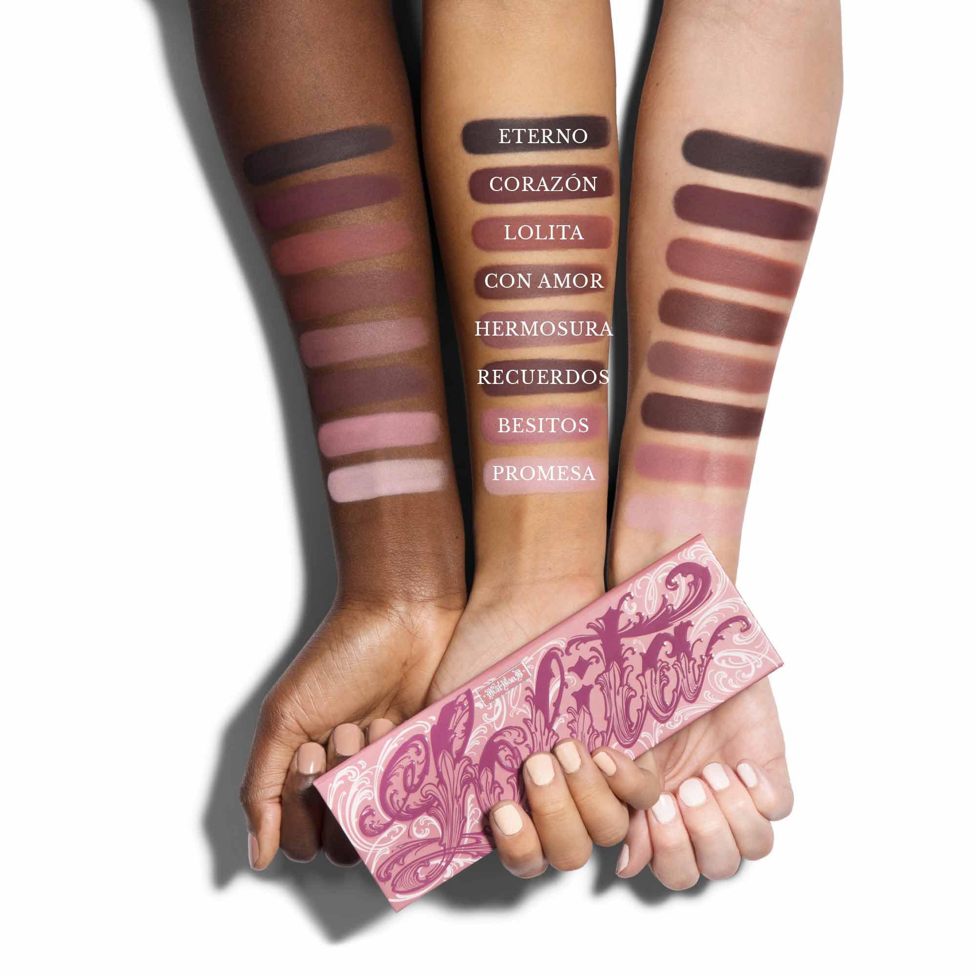 Kat Von D Beauty Lolita Eyeshadow Palette