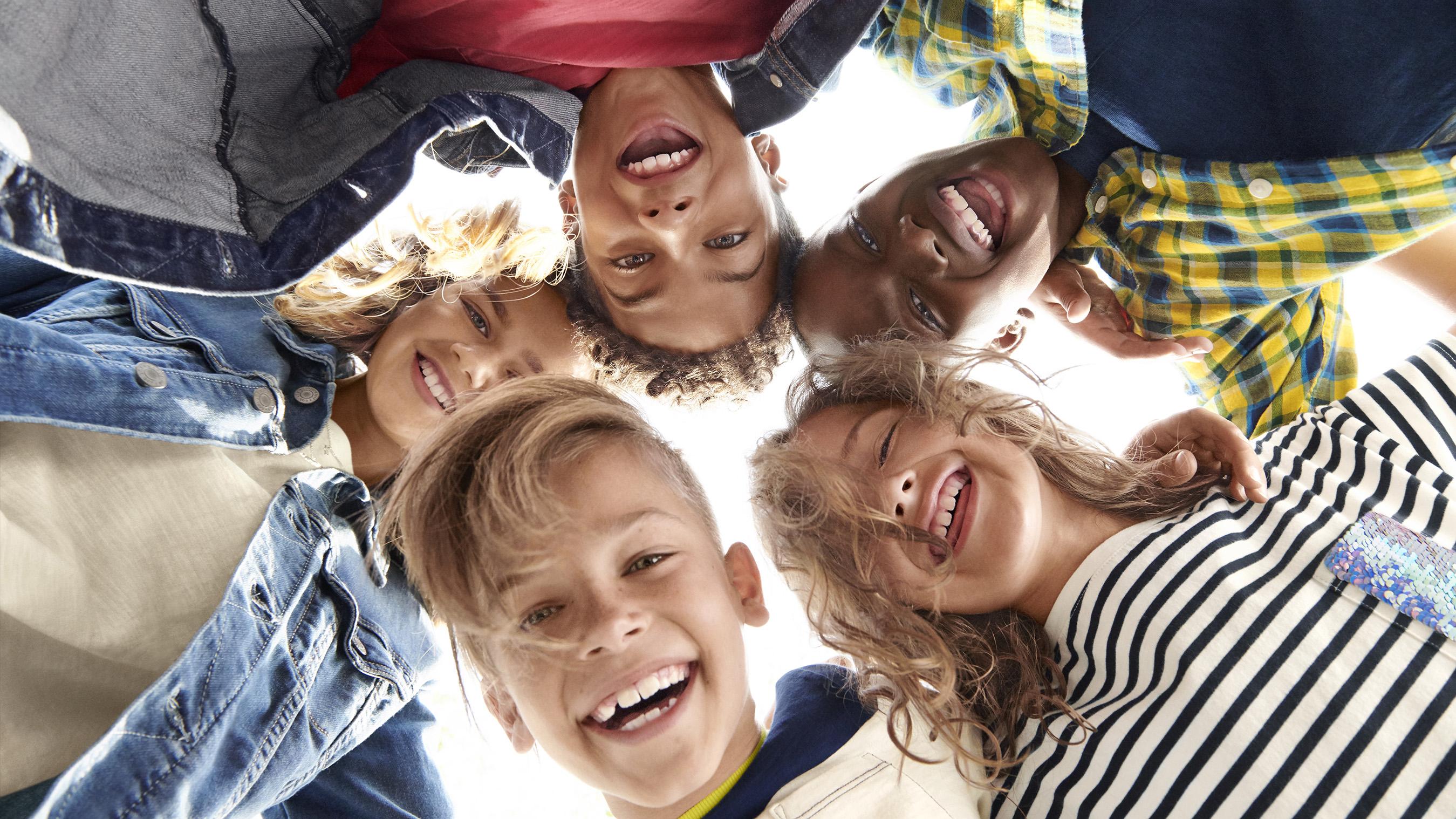 Let kids go! Let them show us their way FORWARD. #GapToSchool
