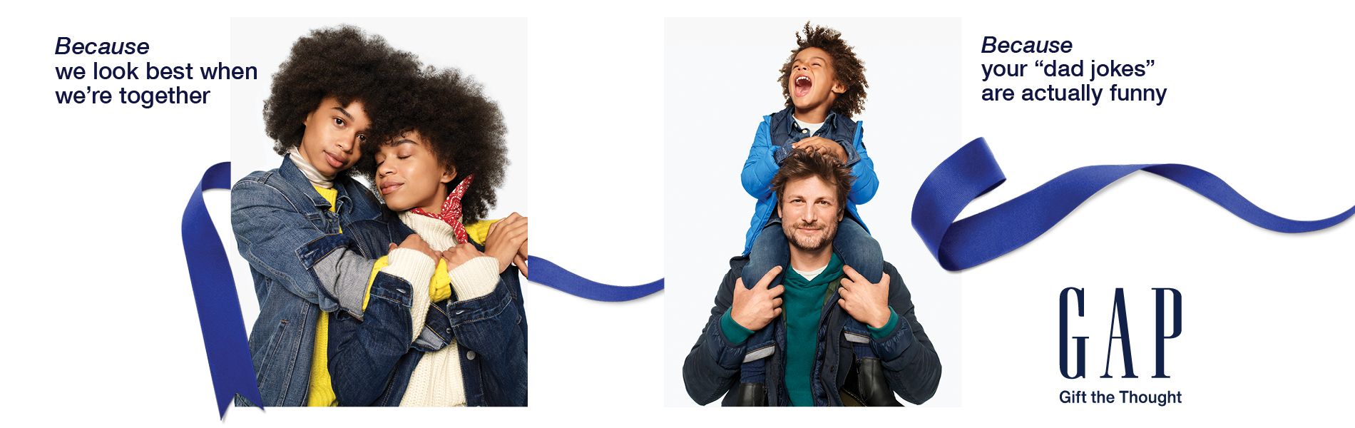 "Gap Launches ""Gift the Thought"" Holiday Pl..."