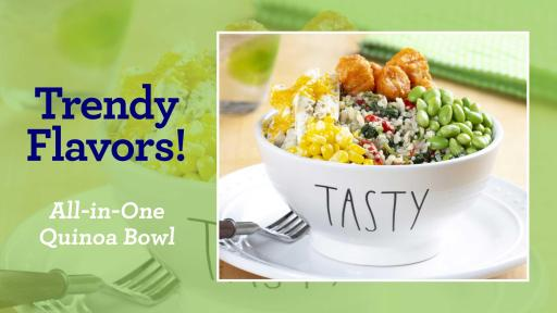 All-in-One Quinoa Bowl Recipe