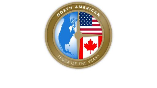 North American Truck of the Year Award Logo