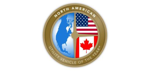 North American Utility Vehicle of the Year Award Logo