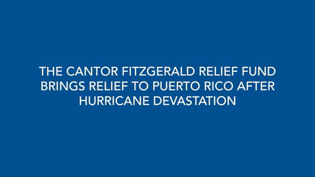 Puerto Rico Family Relief Progam B-roll