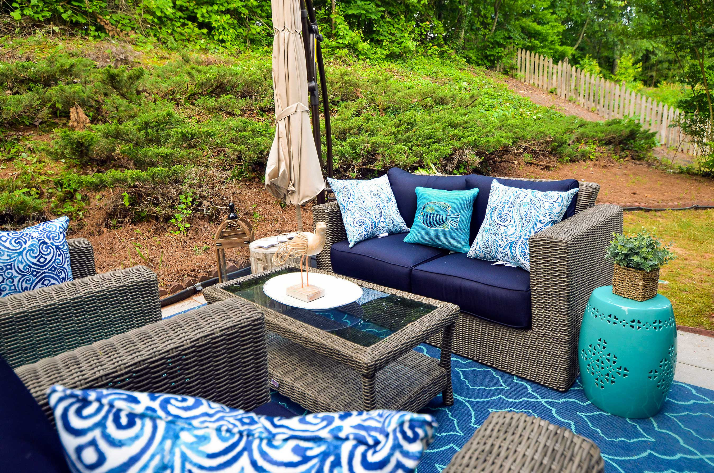 Make it Home Outdoor Living Space