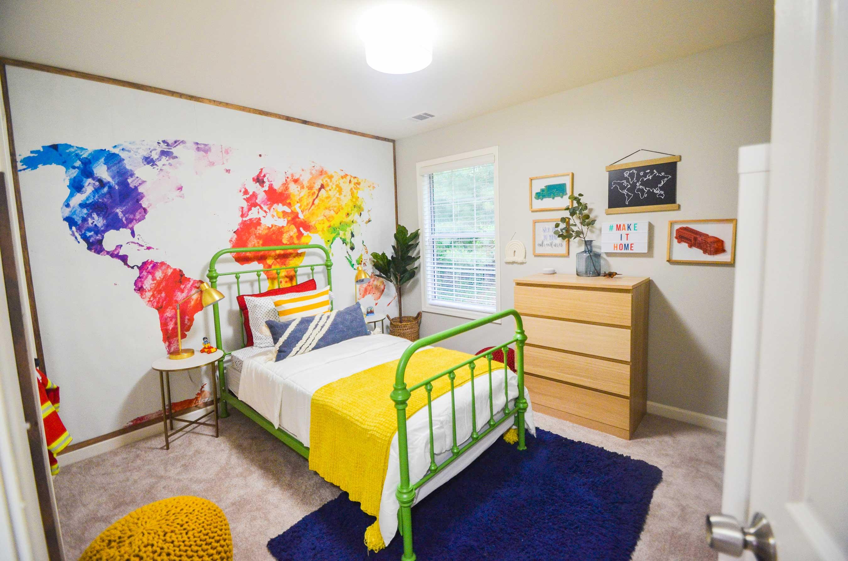 Make it Home Children's Room