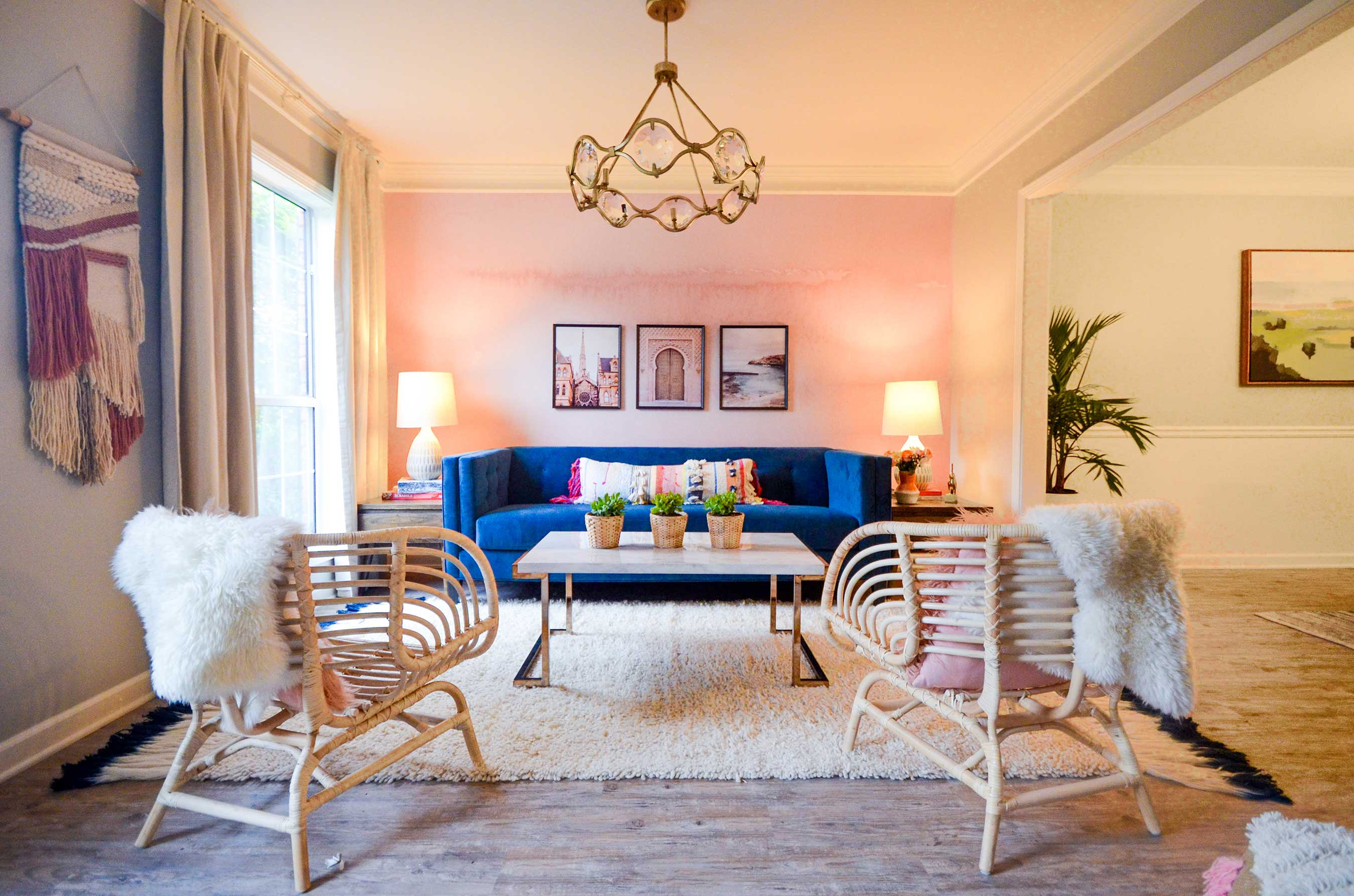 Make it Home Formal Living Room