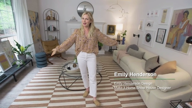 Tour with Emily Henderson