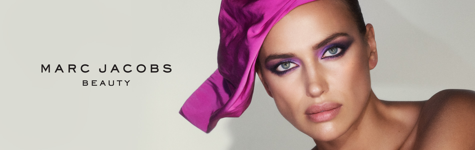 Banner image of marc jacobs beauty 2019 campaign