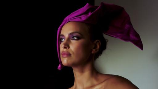 marc jacobs beauty to debut 2019 campaign with irina shayk in russia