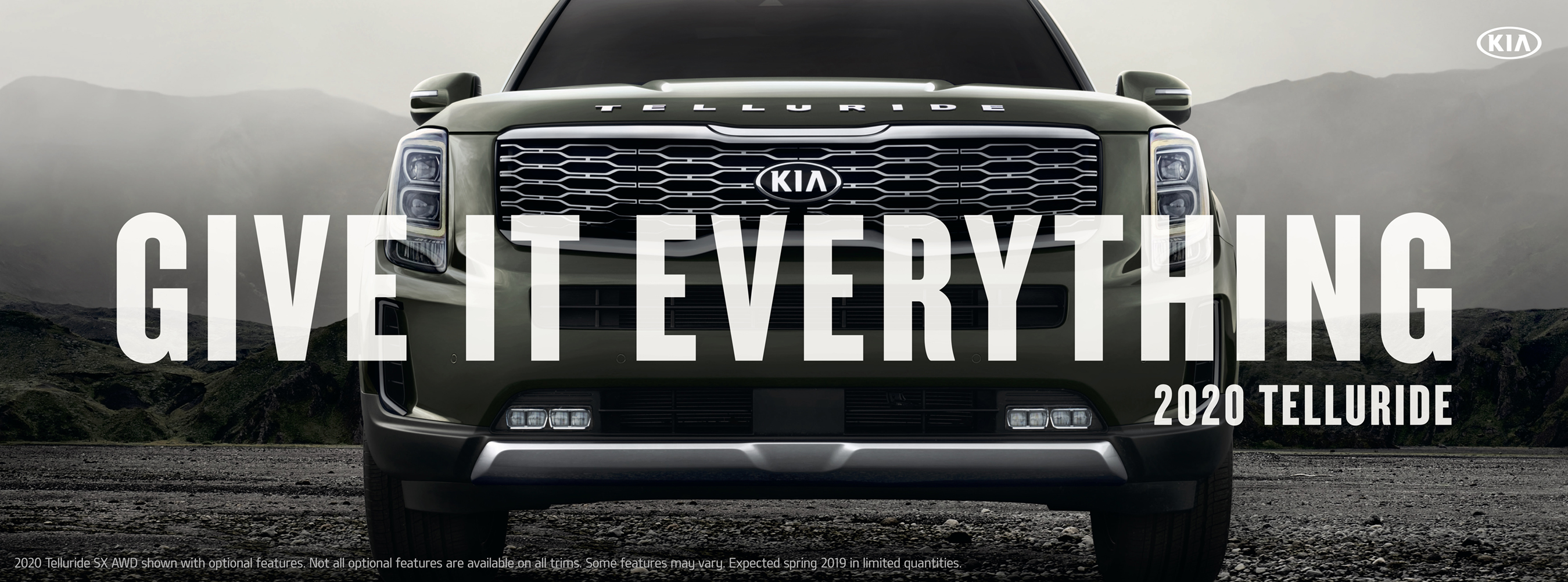 "Kia Motors America Reveals New Brand Personality, ""Give It Everything"", Through 90-Second Super Bowl Ad"