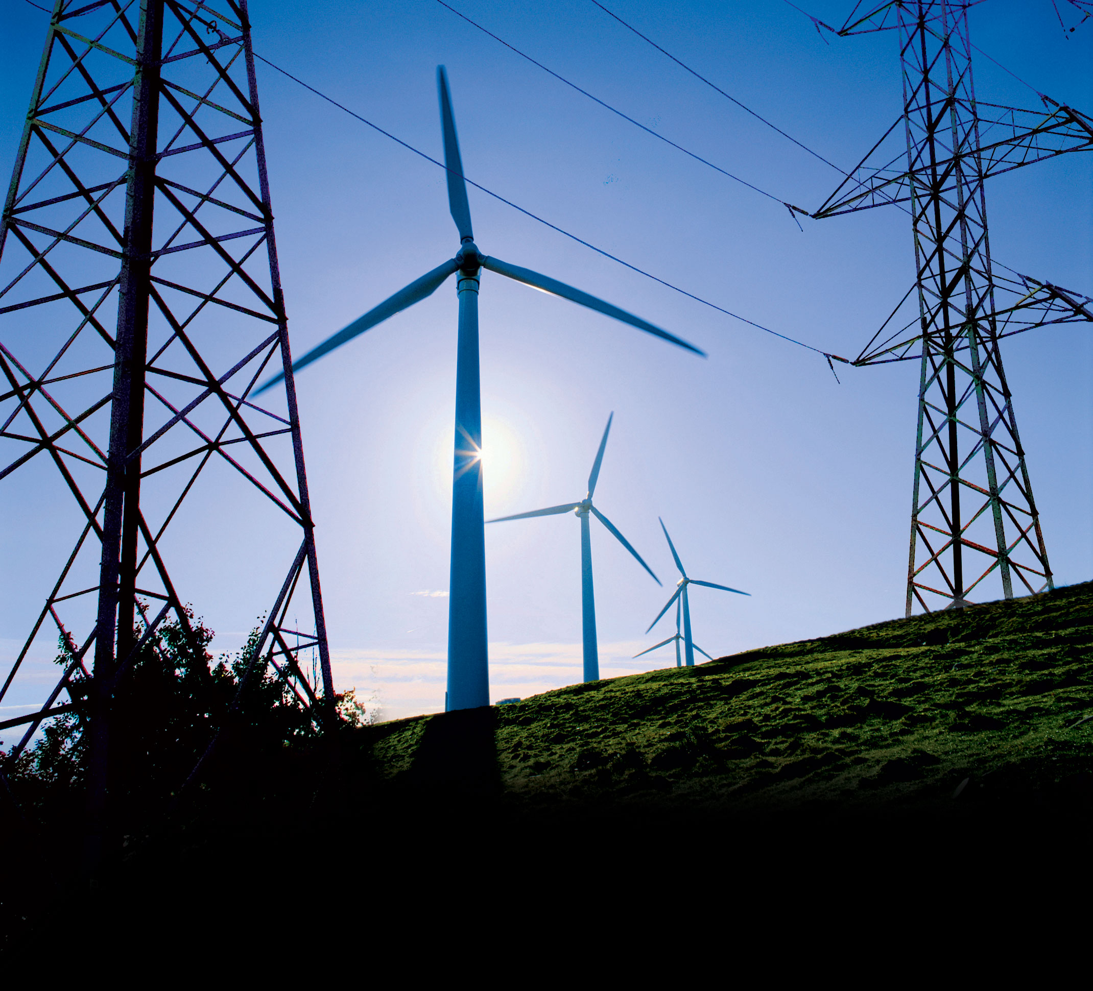 Modern high-voltage power transmission infrastructure is needed to unlock abundant clean energy resources in distant locations and move that energy to the cities and towns where it's needed.