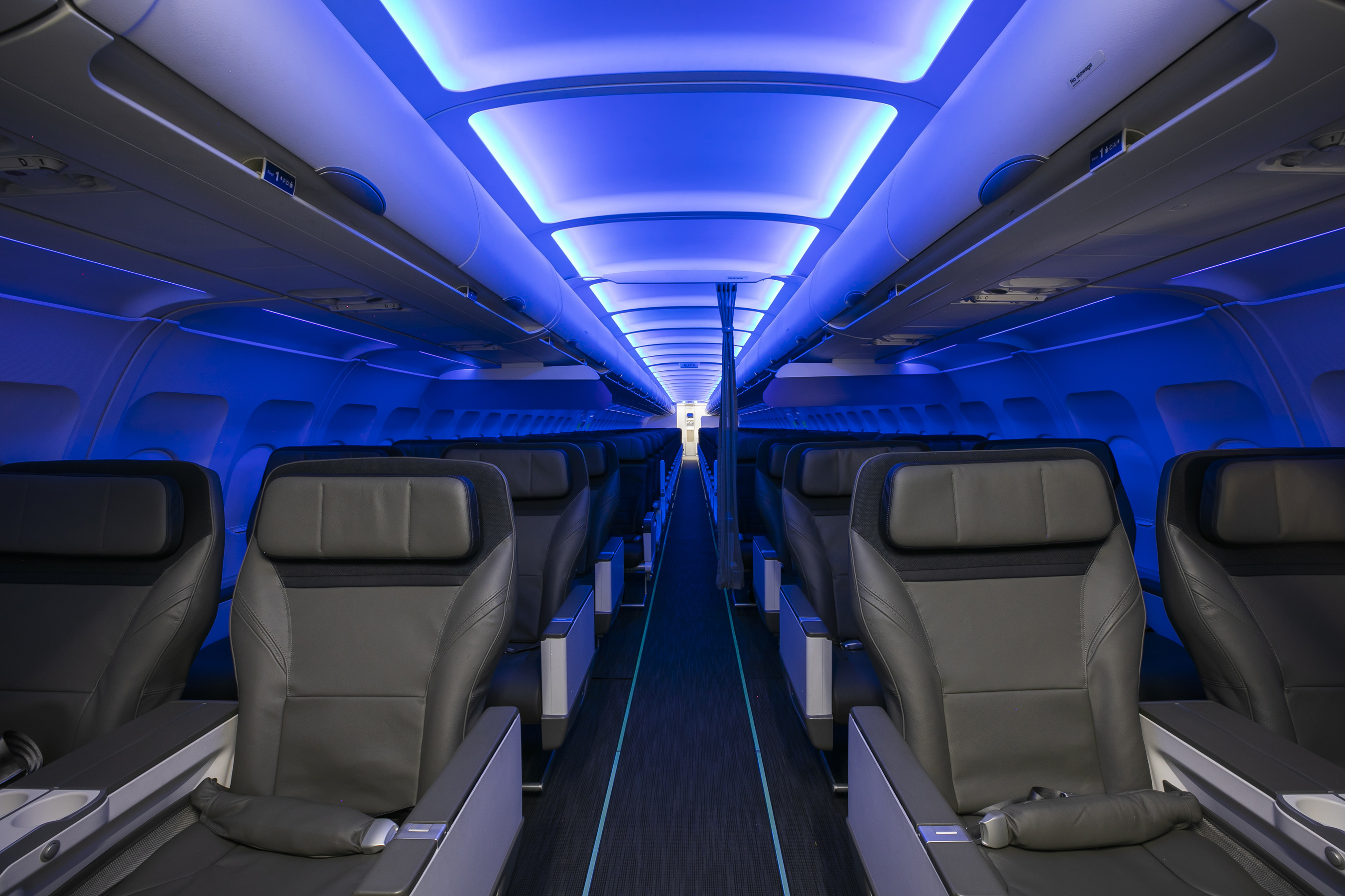 Now arriving: Alaska Airlines' new cabin experience | Alaska Air