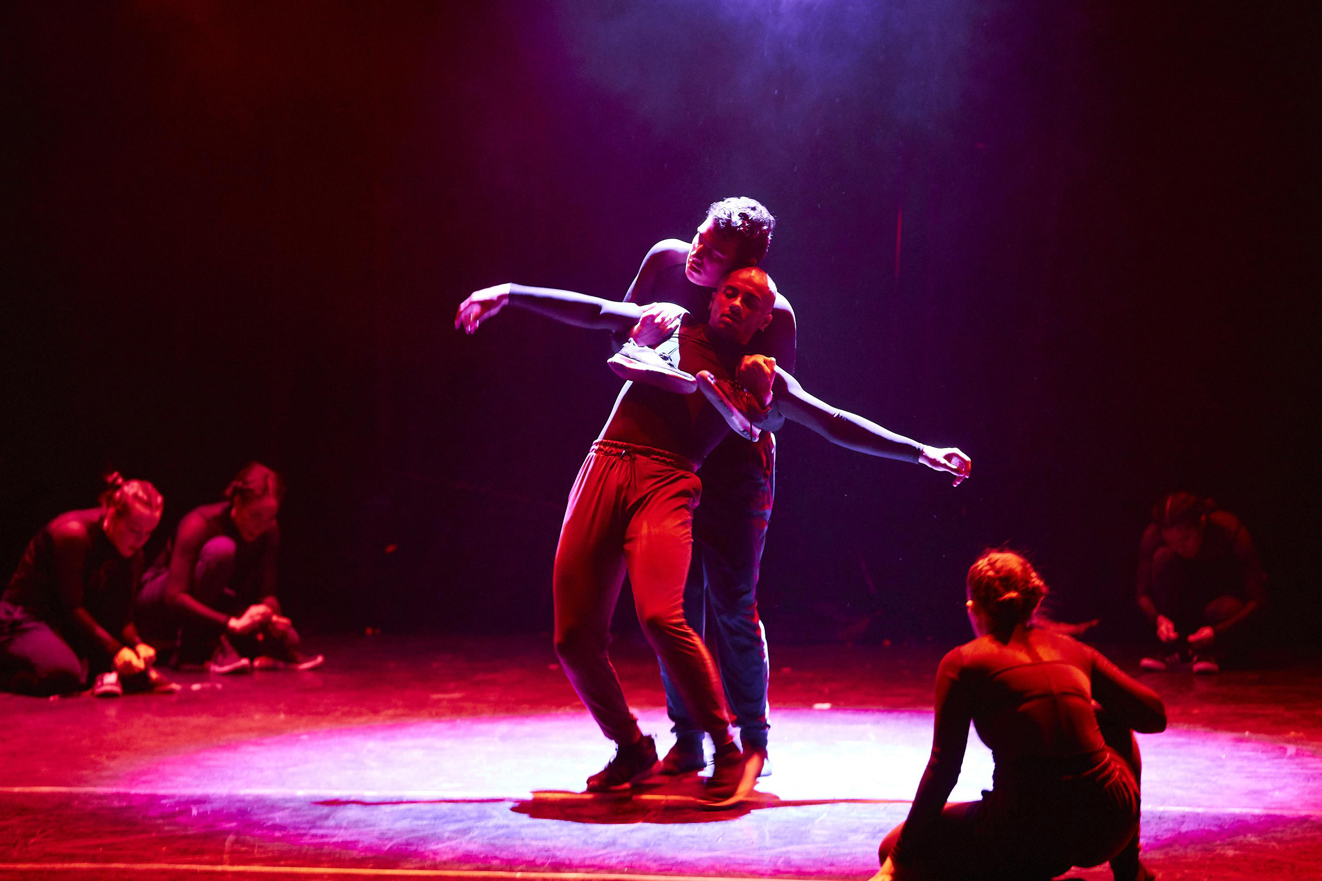 The dance program at GCU enables students to perform in multiple productions throughout the year.
