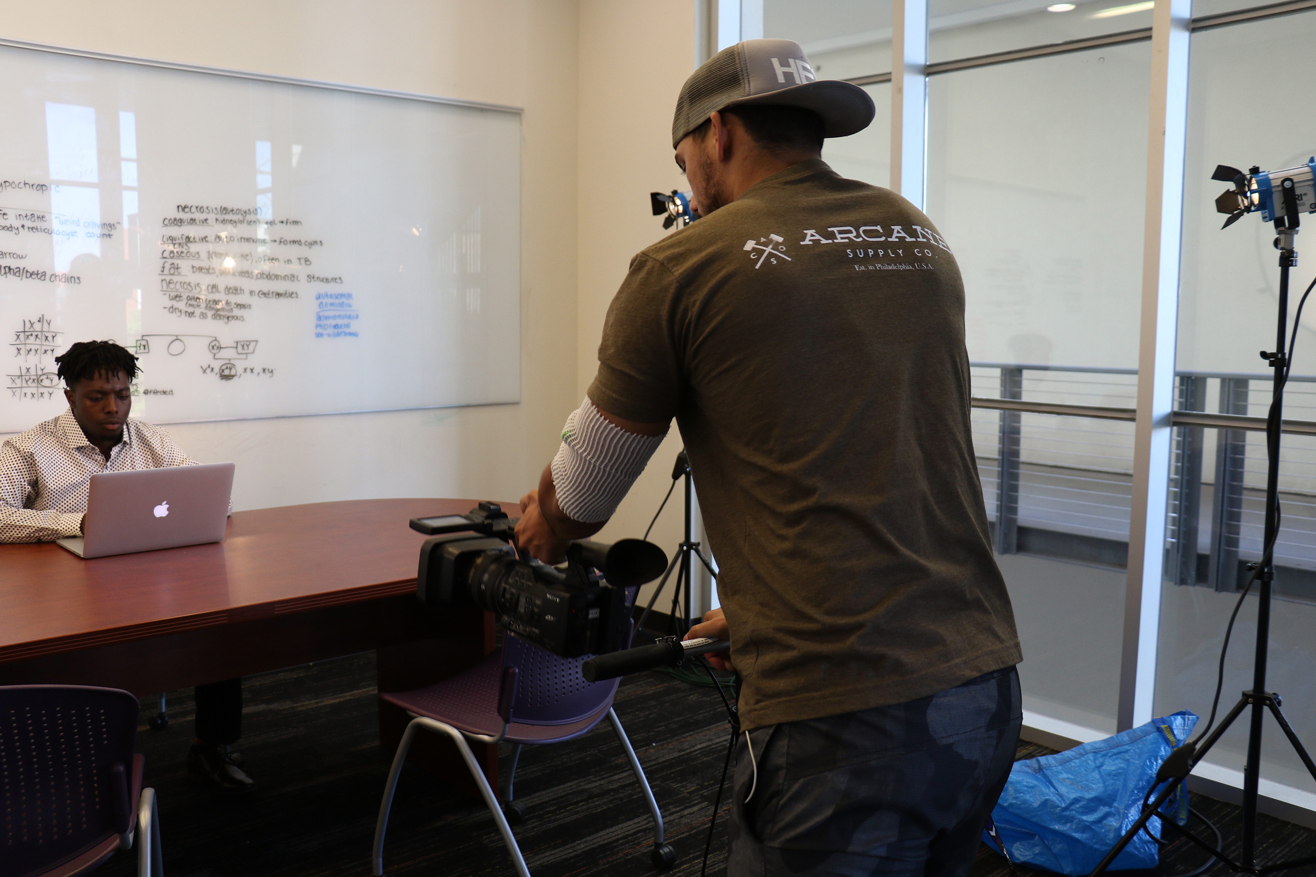 Explore the art of screenwriting and storytelling in GCU's digital film program.