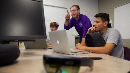 Learn the foundations of computer software, programming and technology concepts with one of GCU's computer science degrees.
