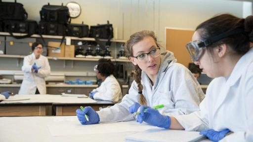 Build on your passion of science and legal investigations in GCU's forensic science program.