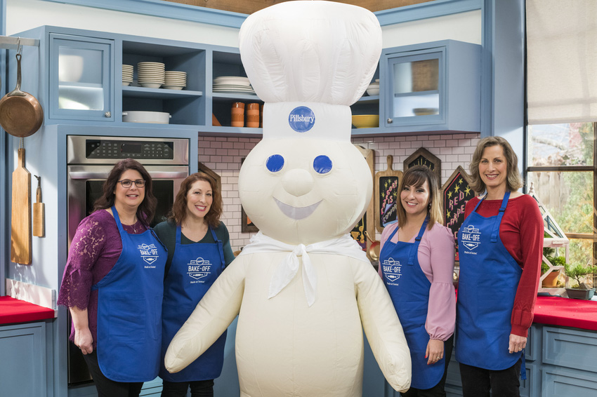 After reviewing thousands of tasty recipe entries, the representatives at Pillsbury recognized four category winners in the 49th Pillsbury Bake-Off® Contest.