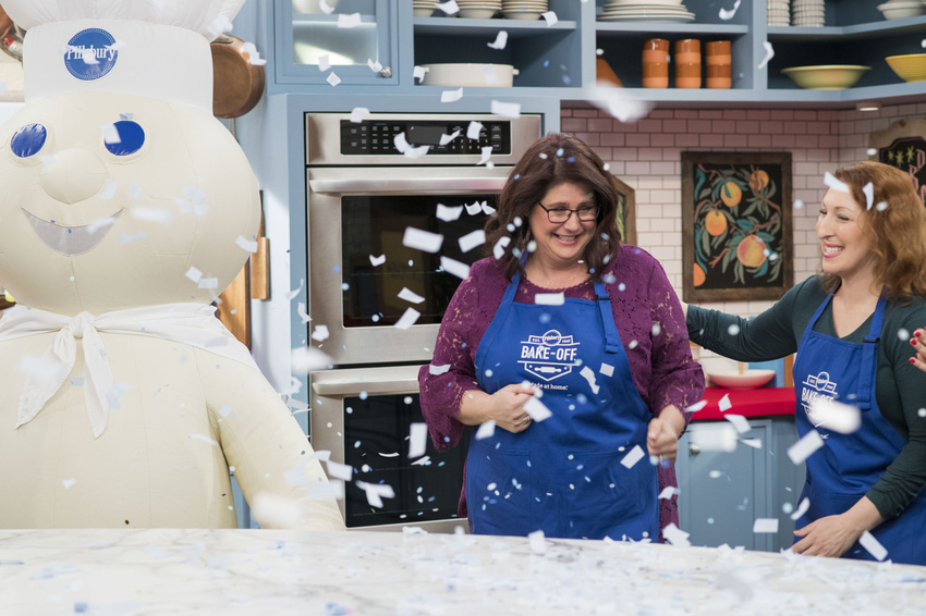 Melissa Jollands named as the Pillsbury Bake-Off® Grand-Prize Winner for her delicious, pub-style Dublin Cheeseboard-Stuffed Appetizer Bread recipe and the cherished memories that inspired it.