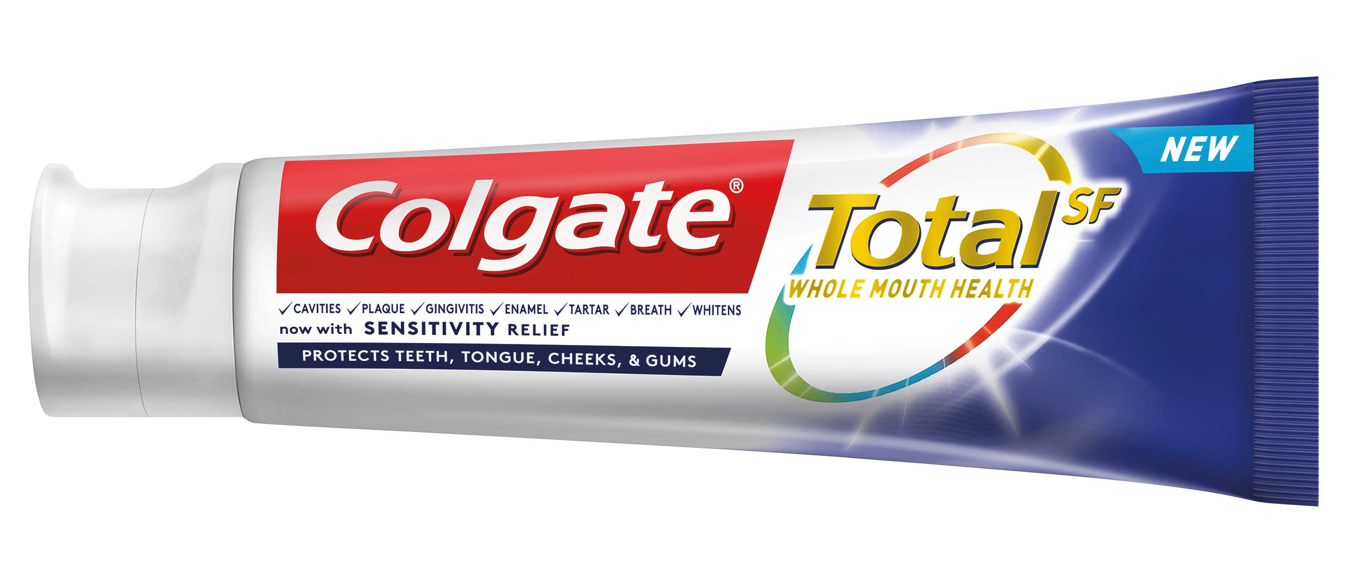 history of colgate