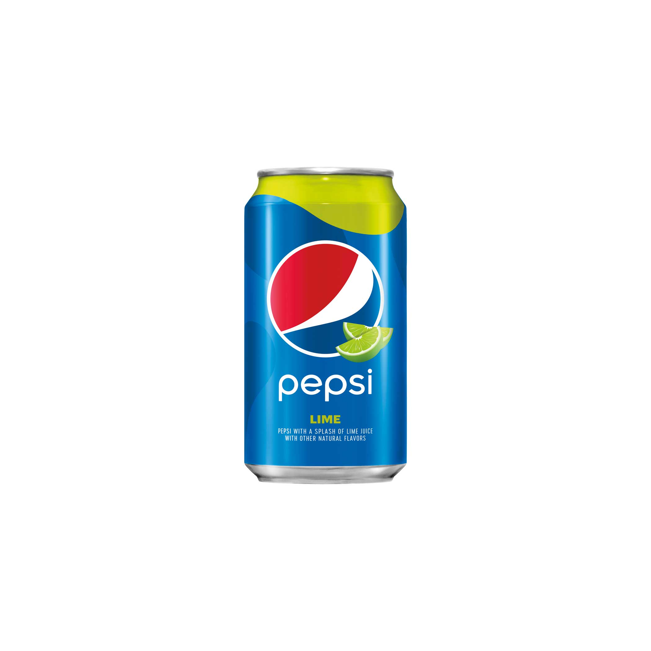Pepsi® Lime: A splash of delicious lime juice paired with the bold and refreshing Pepsi you know and love