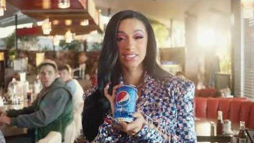 "Pepsi's ""More than OK"" commercial (:30)"