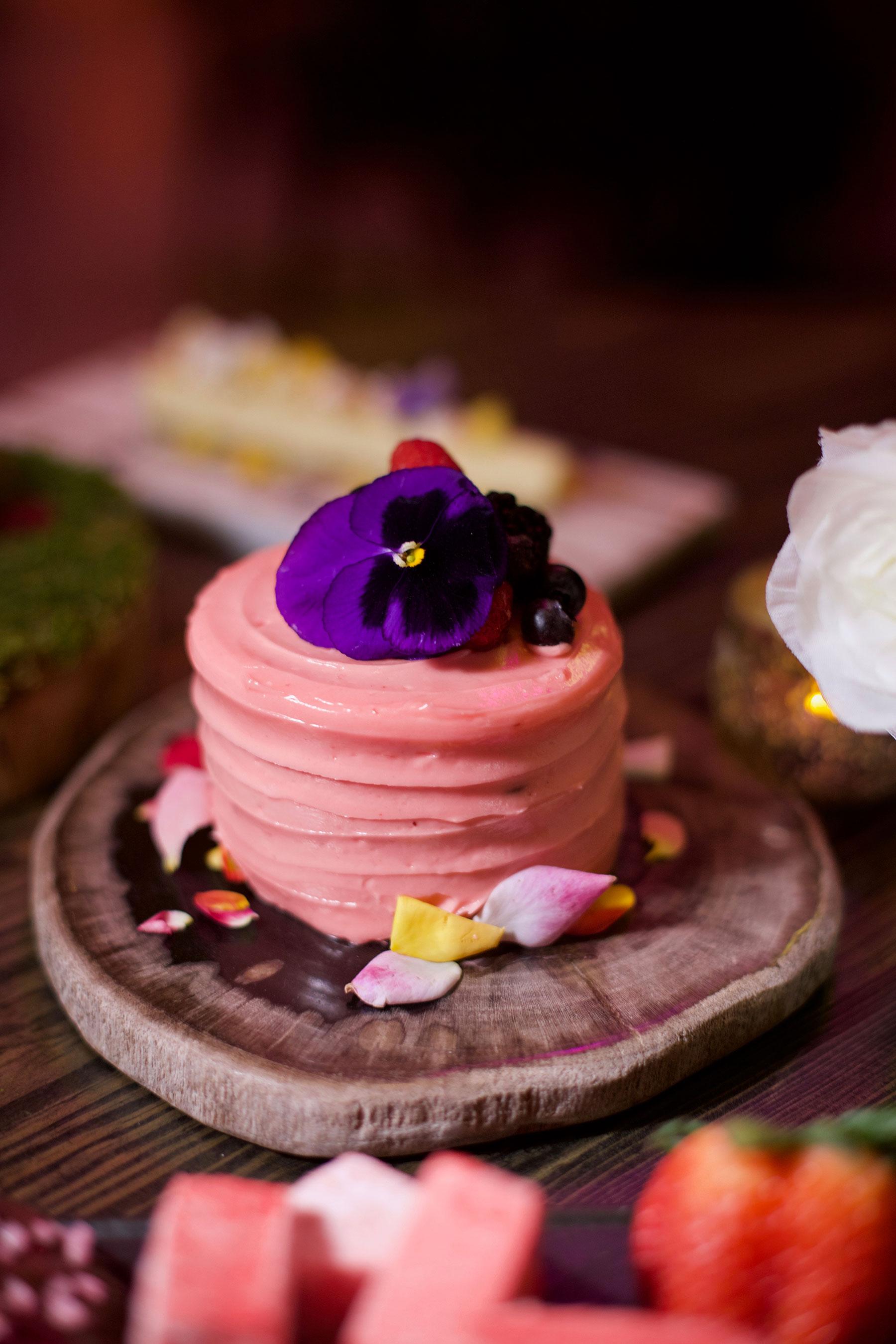 Vanderpump Rose cake