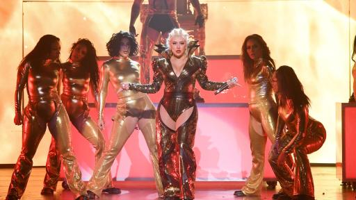 Christina Aguilera: The Xperience at Zappos Theater inside Planet Hollywood Resort & Casino