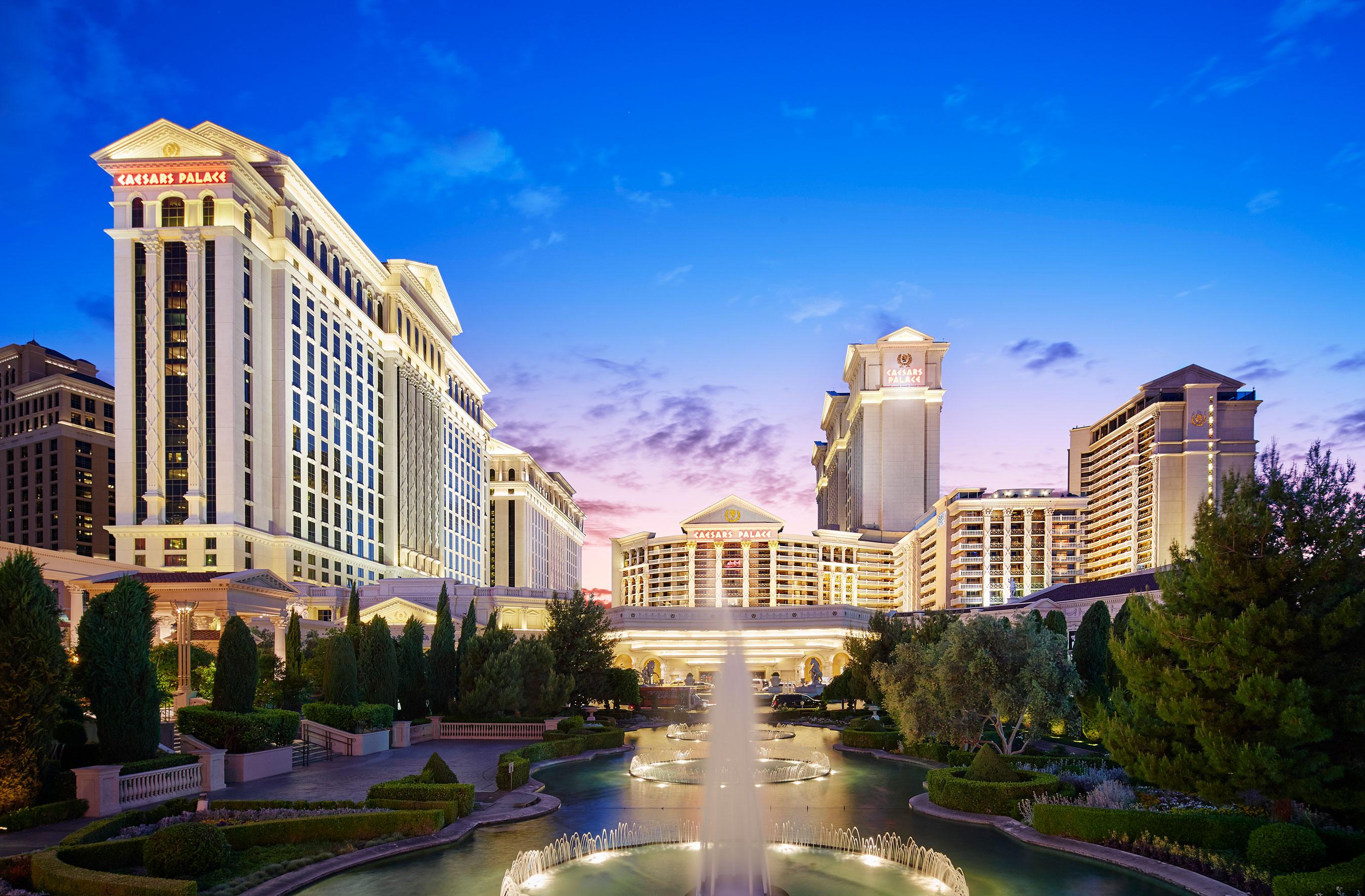 Caesars Palace Las Vegas Exterior