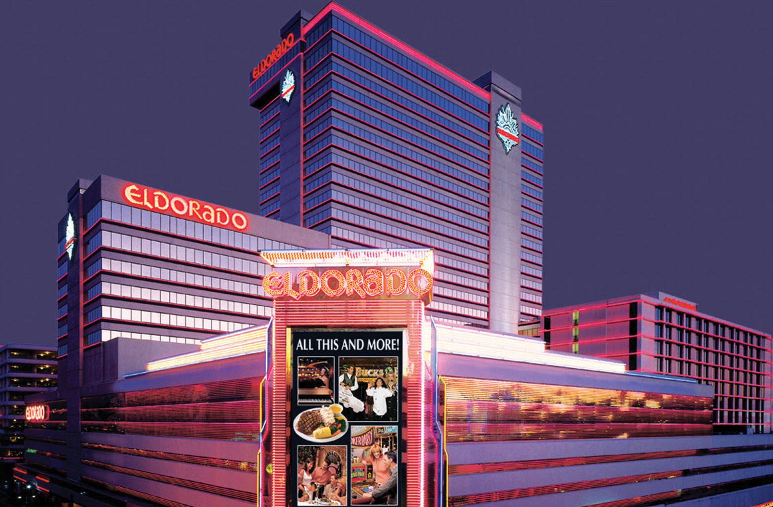 Eldorado Resort Casino Reno Exterior