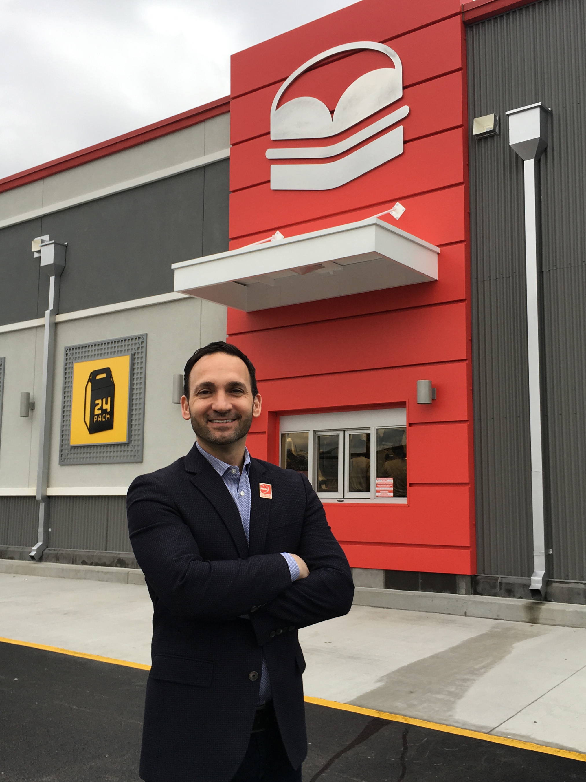 """""""The Foundation helps pay for programs that foster academic enrichment, while building life skills for the children of our customers and our employees.""""- Paul Macaluso, Krystal CEO and President of The Krystal Foundation"""