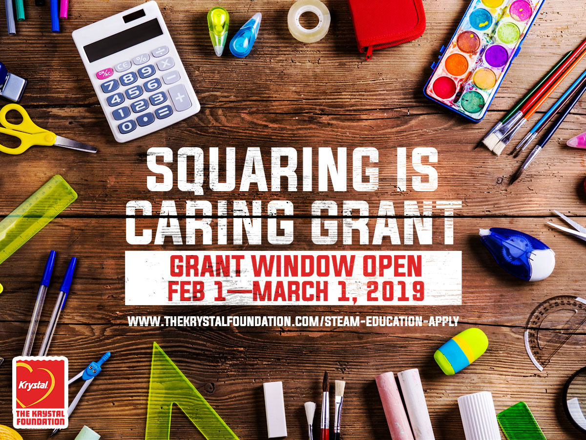 Squaring is Caring Grant