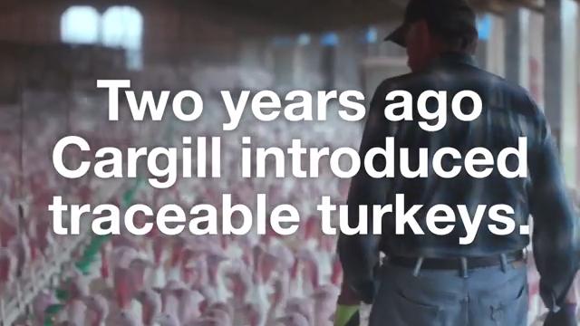 Traceable Turkeys