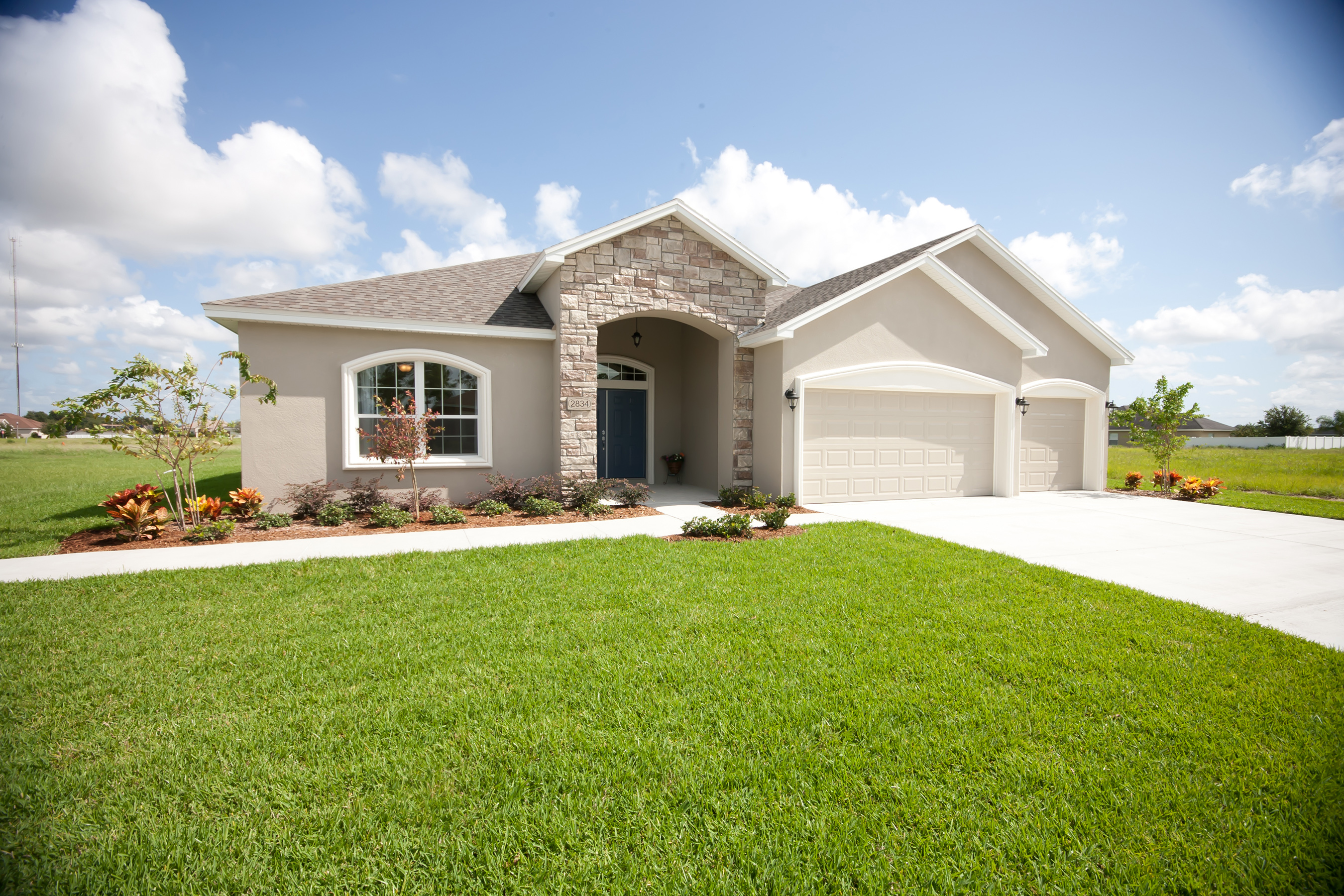 Family-owned home builder, Highland Homes, has built over 8,000 homes in over 200 communities throughout Central Florida.