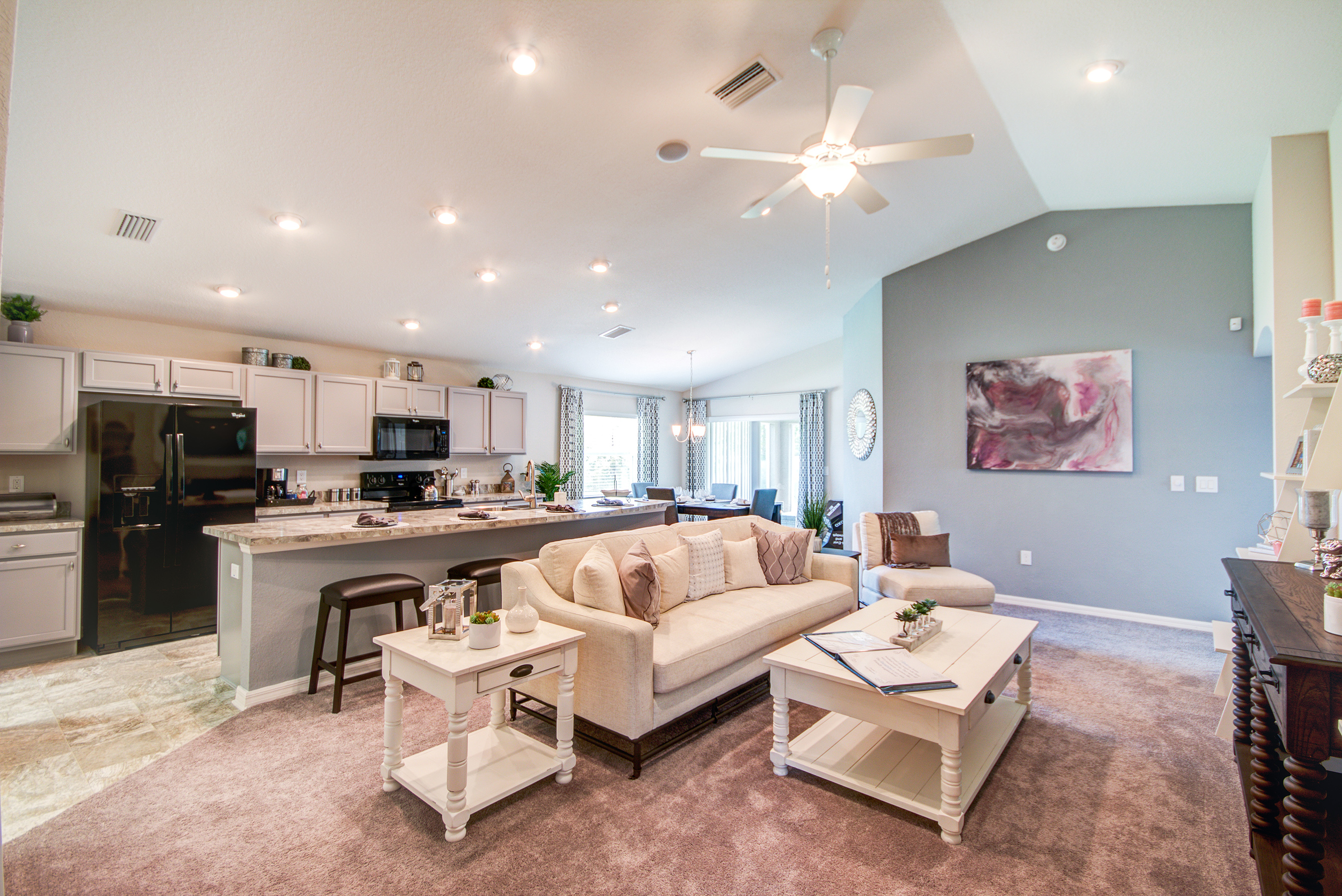 Highland Homes differentiates itself by providing unparalleled levels of personalization at an affordable price point for its customers.