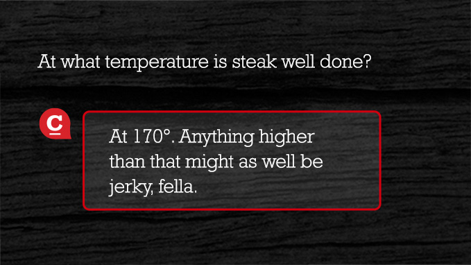 Meet Chuck Knows Beef: Beef. It's What's For Dinner. Launches All-knowing Virtual Beef Assistant.