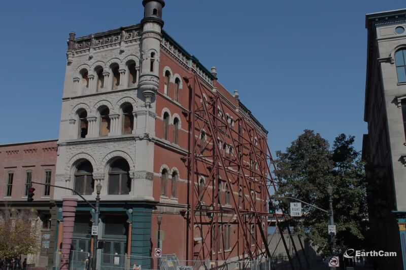 Michter's Fort Nelson Distillery - Saving the Building Time Lapse Video