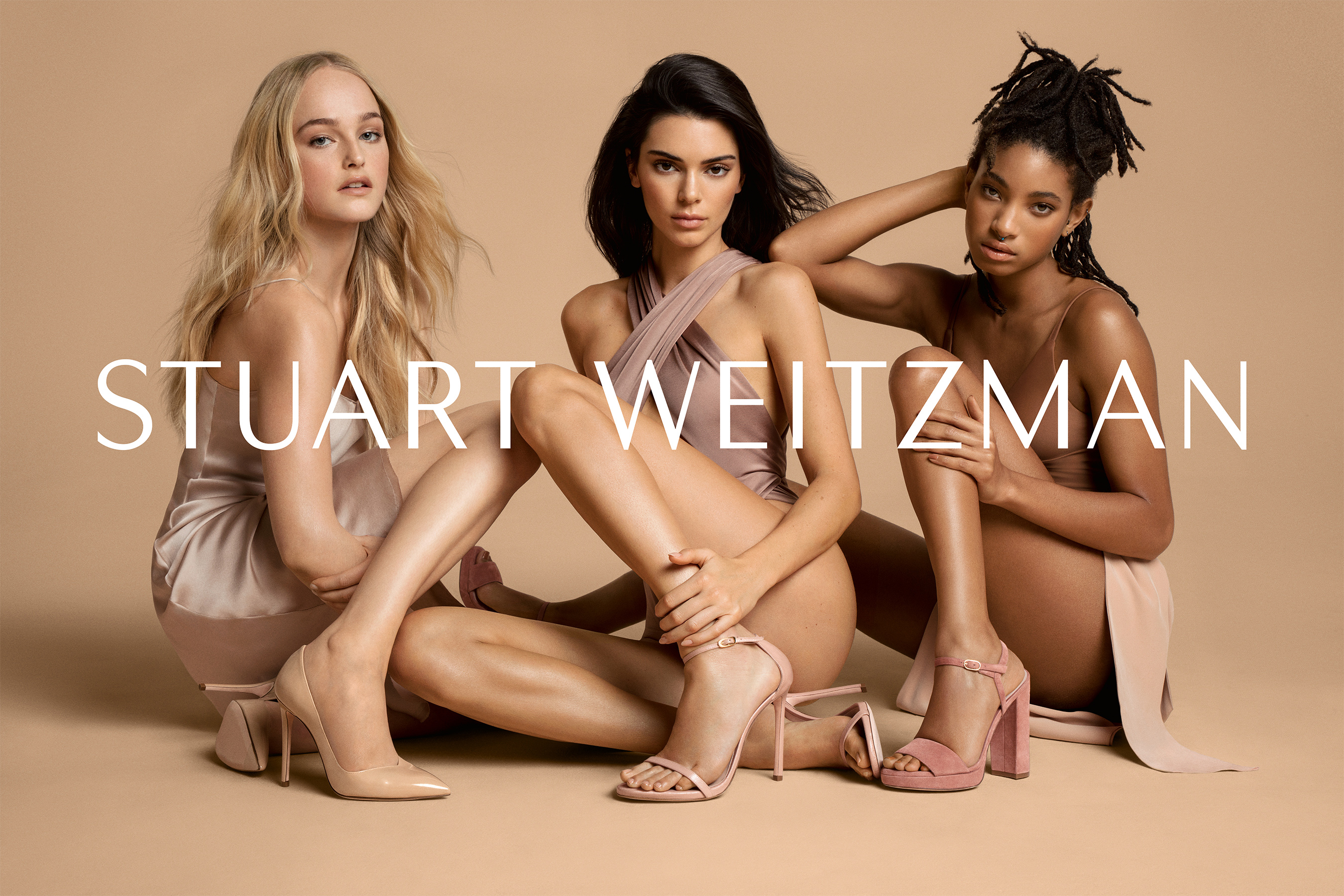 Stuart Weitzman Launches Its Spring 2019 Campaign