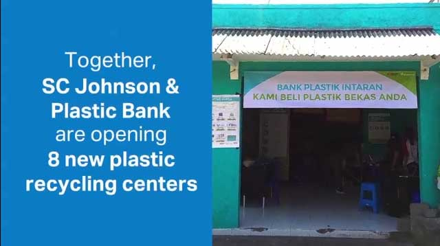 Plastic Bank empowers recycling globally by incentivizing the collection and use of plastic waste.