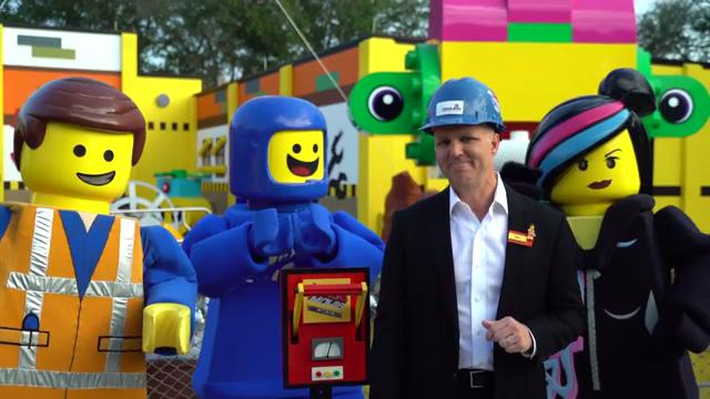LEGOLAND Florida Resort Announces Opening Day of THE LEGO MOVIE WORLD!