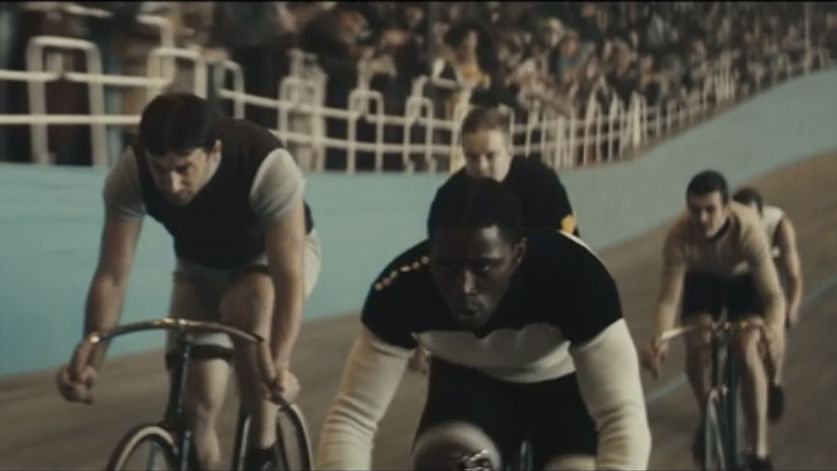 """Hennessy's first-ever game day commercial spotlights the """"Never stop. Never settle."""" story behind one of the world's first international sports stars, Marshall """"Major"""" Taylor."""