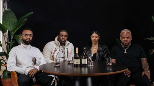 Fashion designer, Kerby Jean-Raymond of Pyer Moss; Hip hop artist, A$AP Ferg; vintage designer, Sami Miro, and DJ and son of Jam Master Jay, TJ Mizell come together for Hennessy's WE ARE content series to discuss the importance of art as a platform of expression and how they each use their respective medium to push the limits of their own potential.