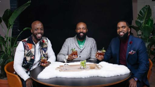 Producer and performer George Twopointoh, education advocate Lincoln Stephens, and founder of TheBlackManCan, Inc. Brandon Frame come together for Hennessy's WE ARE content series to discuss the importance of family and how they push the limits of their own potential.