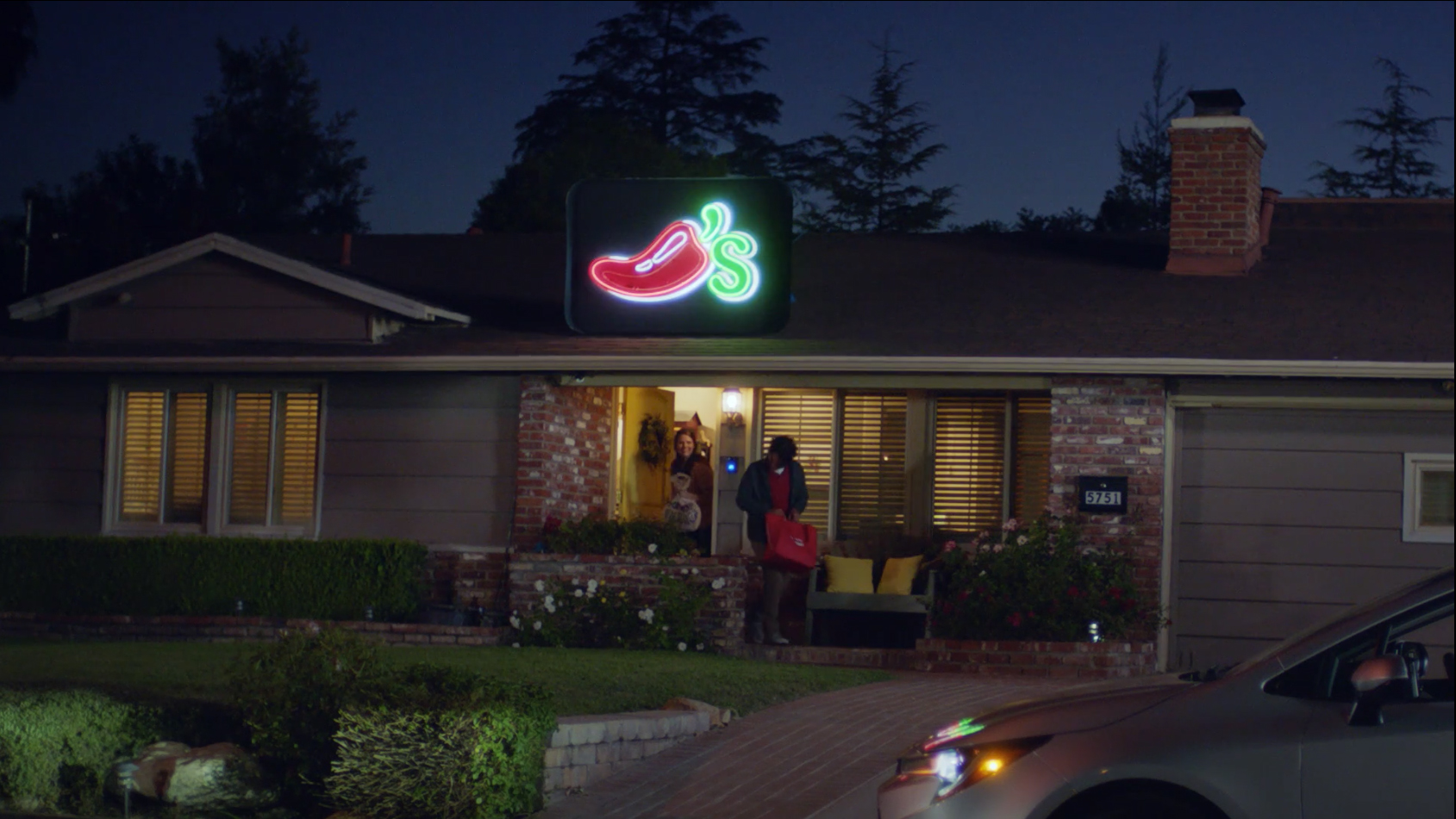 Chili's, pronounced ChilEASE, makes getting your hands on Baby Back Ribs really easy