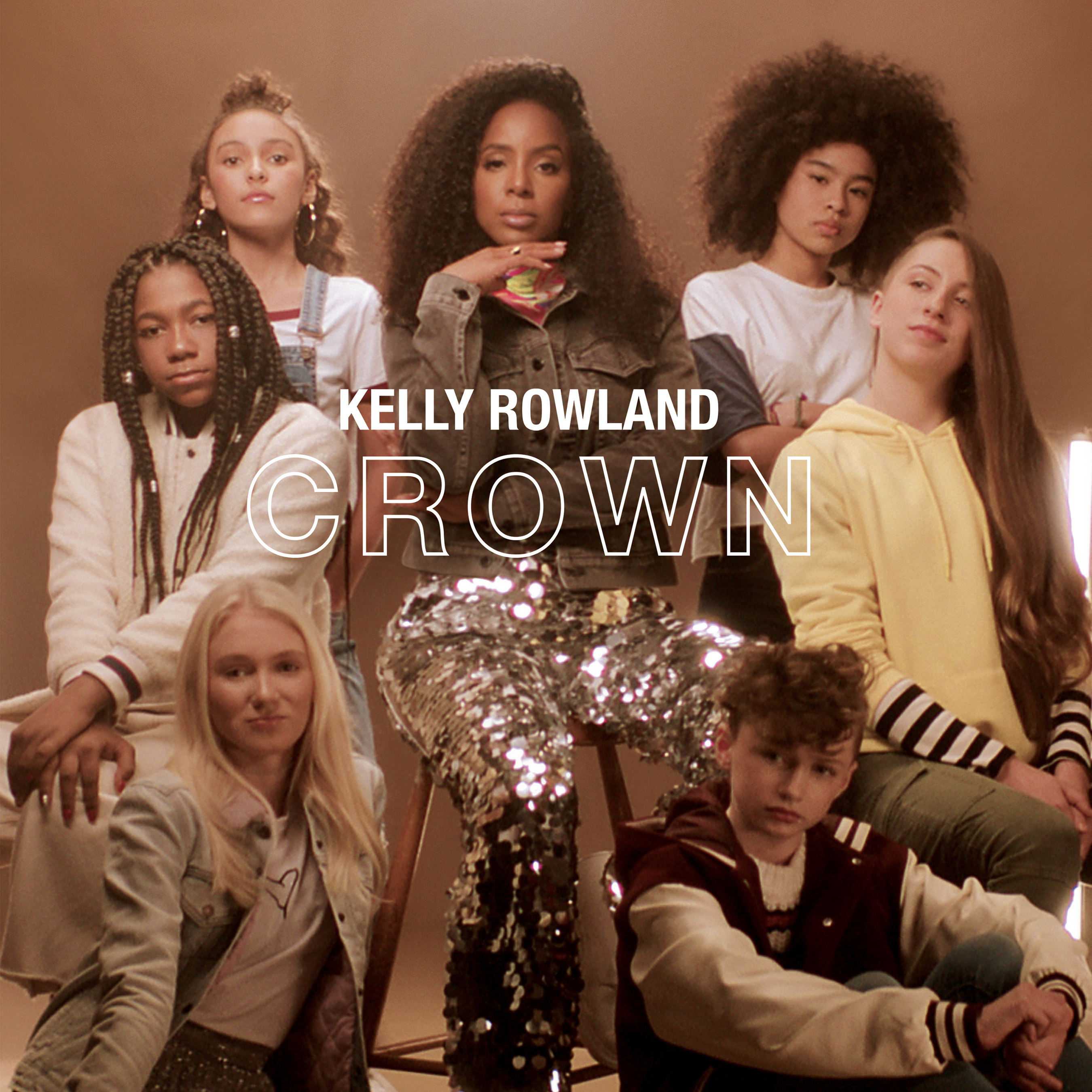 """Dove and Kelly Rowland Present """"Crown"""""""