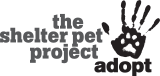 The Shelter Pet Project logo