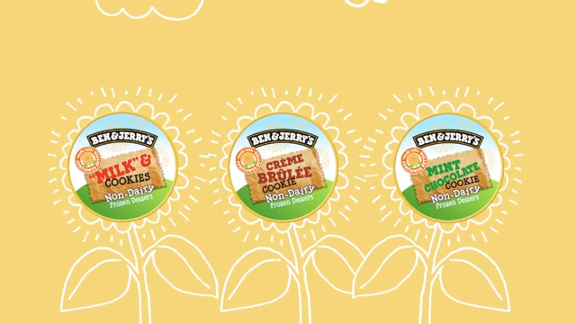What's next in non-dairy? Ben & Jerry's launches new sunflower butter-based flavors