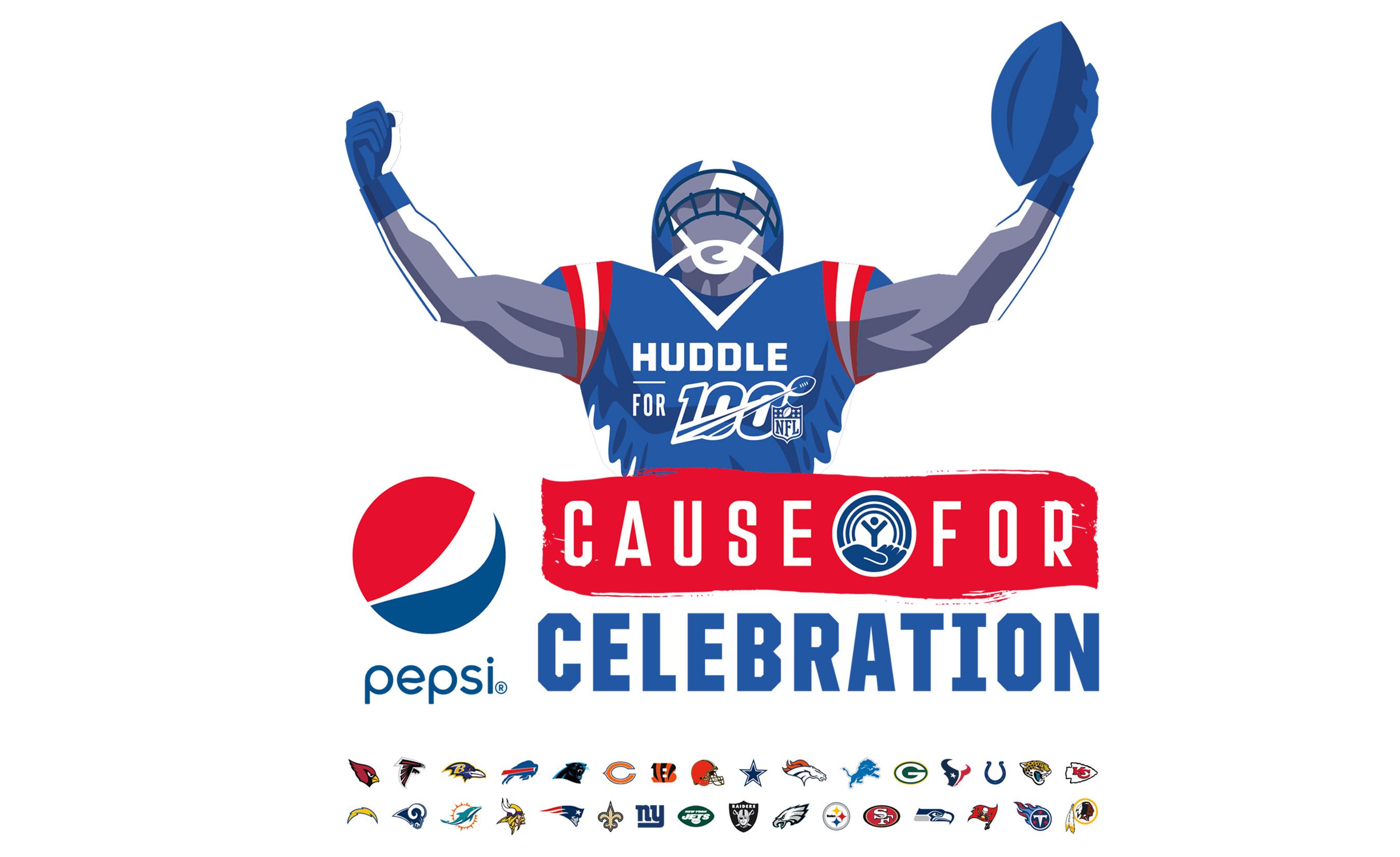 Pepsi Spotlighting Football Fan and Player...