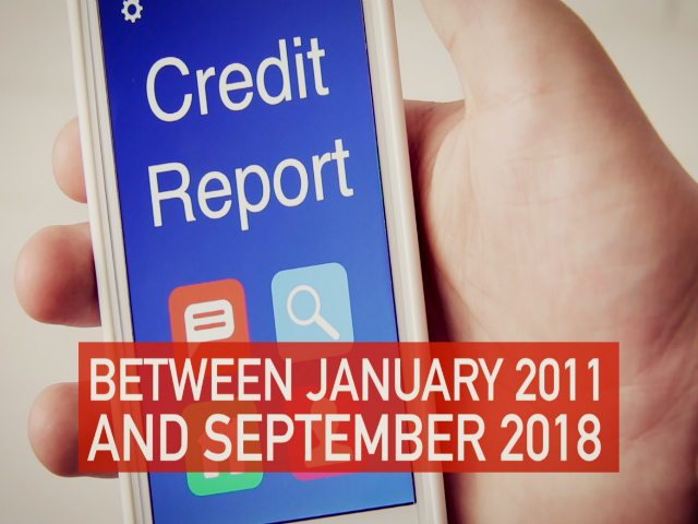 Inaccurate tax lien or civil judgment on Experian credit report? Free credit monitoring & if you can prove harm, mediate claims for money. Payment is not guaranteed.