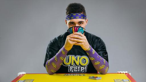 Player Hiding Cards